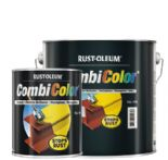 Rustoleum 7300 CombiColor Primer Finish various RAL Colours 2.5lt